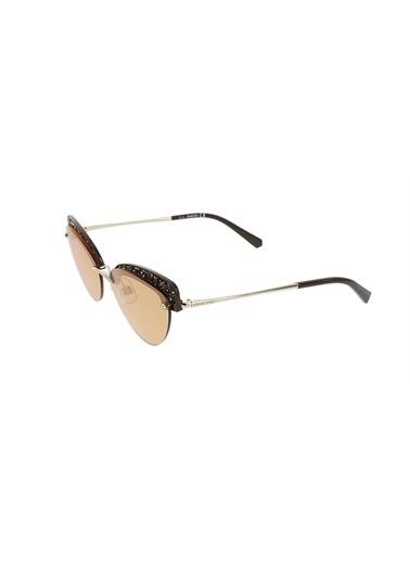 Swarovski Güneş Gözlüğü Kahve